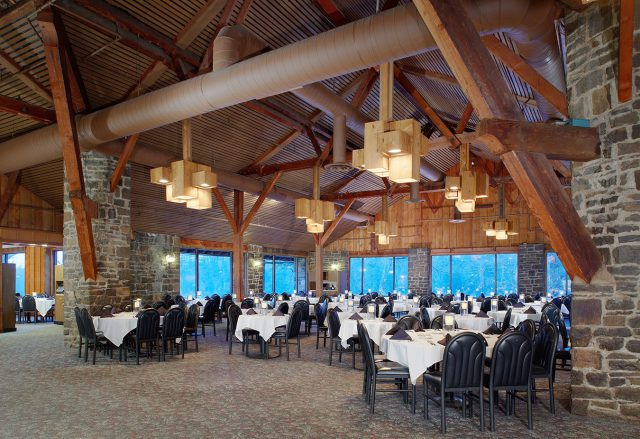 Lake View Restaurant at Pocono Palace