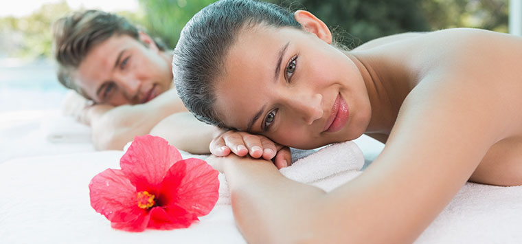 Pocono mountains wellness spa treatments cove haven for Health spa vacations for couples