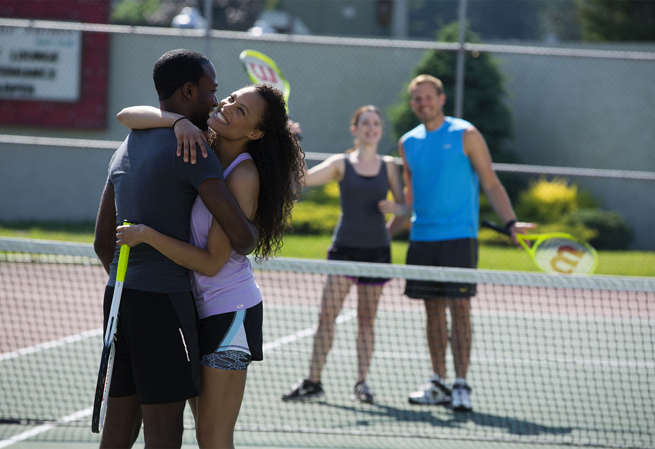Tennis at Cove Haven