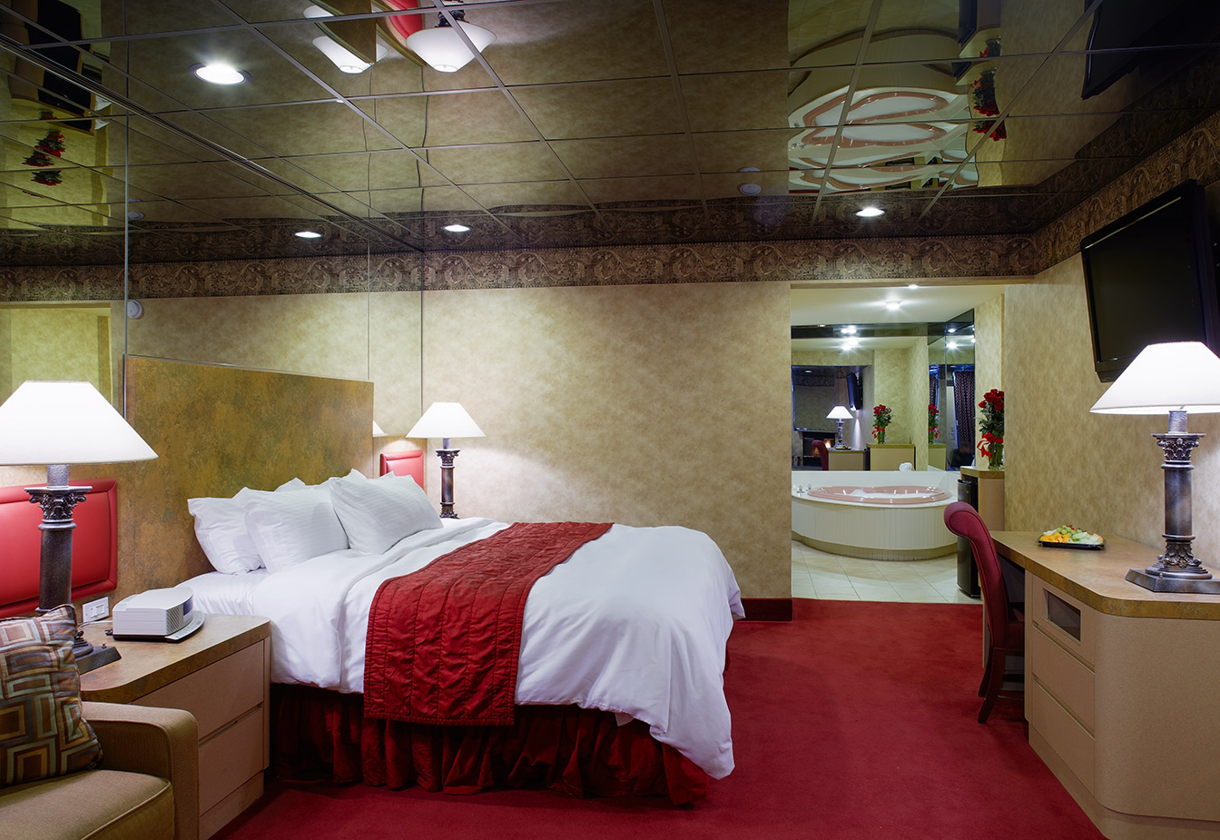 Romantic Hotels In Nj With Jacuzzi In Room